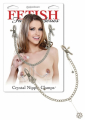 Clips na bradavky Crystal Nipple Clamps